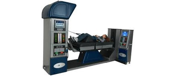 Disc decompression therapy